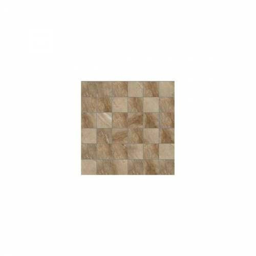 Fitch Collection by Happy Floors Mosaic Tile 2x2 Fawn