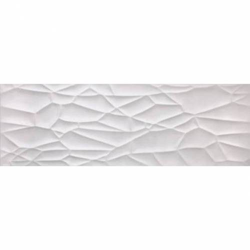 Glaciar Collection by Happy Floors Ceramic Tile 12x36 Mojave Glossy