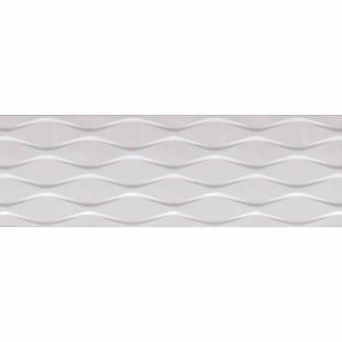 Glaciar Collection by Happy Floors Ceramic Tile 12x36 Nude Glossy