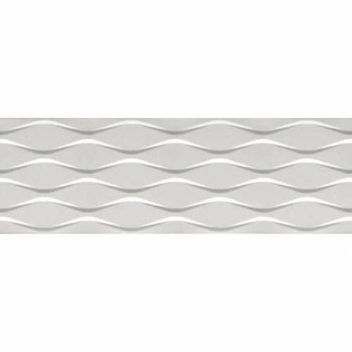 Glaciar Collection by Happy Floors Ceramic Tile 12x36 Nude Matte