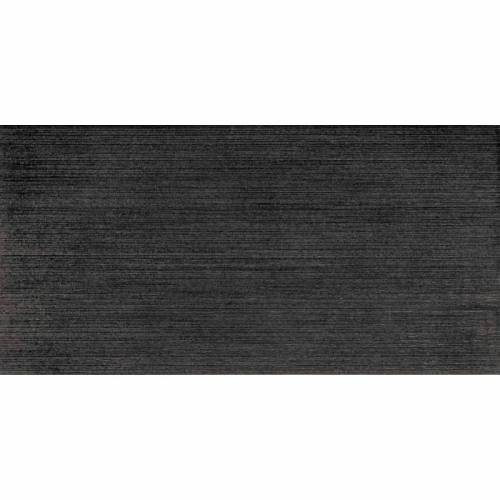 Glamour Collection by Happy Floors Porcelain Tile 12x24 Black