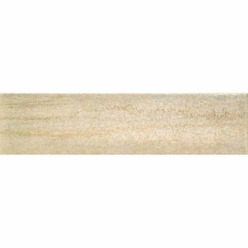 Kaleido Collection by Happy Floors Porcelain Tile 3x12 Bullnose Beige
