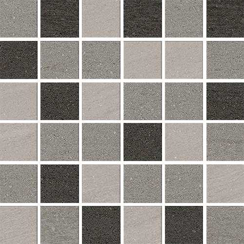 Kursaal Collection by Happy Floors Mosaic Tile 2x2 Mix