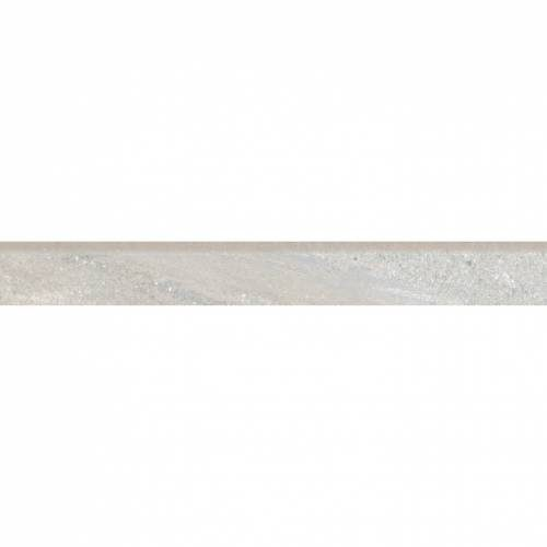 Lefka Collection by Happy Floors Porcelain Tile 2.8x24 Bullnose Grey