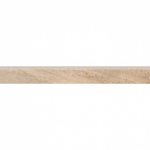 Lefka Collection by Happy Floors Porcelain Tile 2.8x24 Bullnose Walnut
