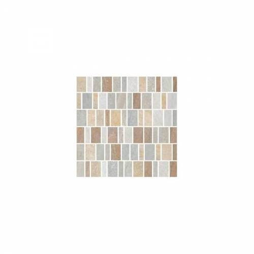 Lefka Collection by Happy Floors Mosaic Tile 12x12 Multi Mix