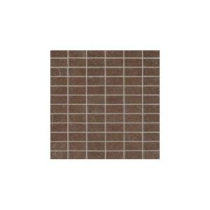 Living Collection by Happy Floors Mosaic Tile 1x2 Brown