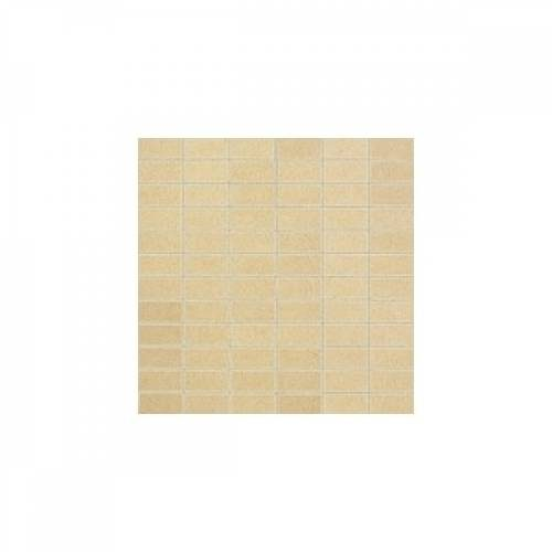 Living Collection by Happy Floors Mosaic Tile 1x2 Cream