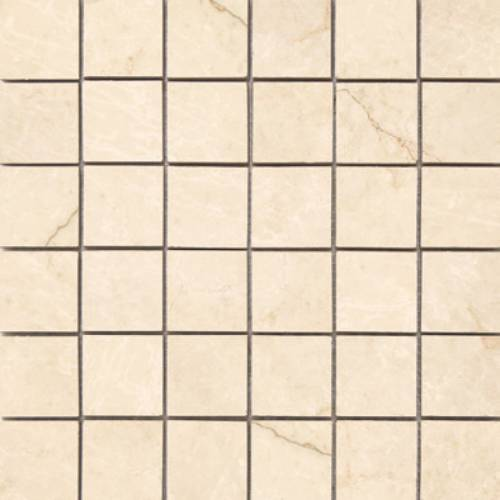 Mitral Collection by Happy Floors Mosaic Tile 2x2 Natural