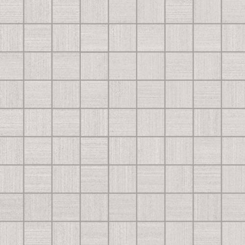 Neostile Collection by Happy Floors Mosaic Tile 1.5x1.5 Chalk