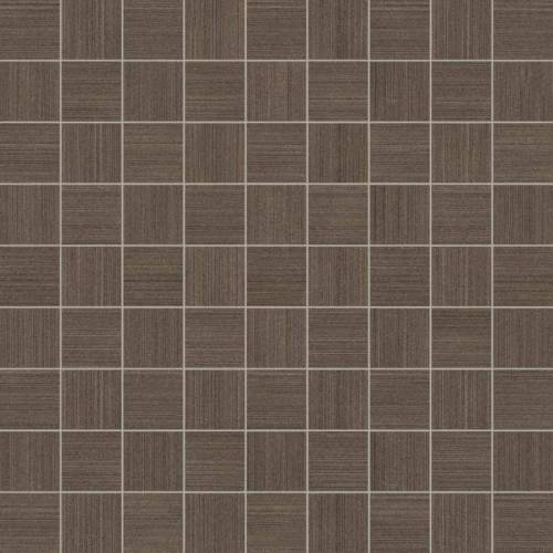 Neostile Collection by Happy Floors Mosaic Tile 1.5x1.5 Chocolate