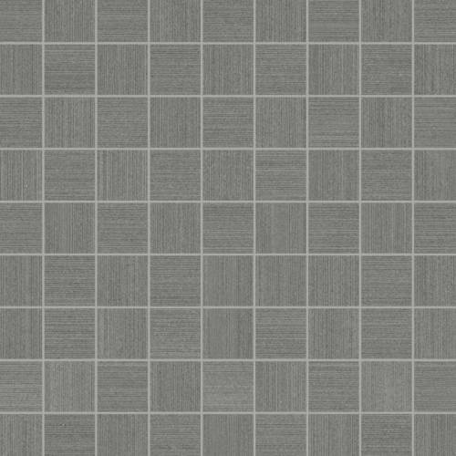 Neostile Collection by Happy Floors Mosaic Tile 1.5x1.5 Silver