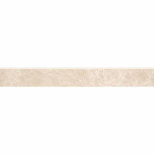 Nidia Collection by Happy Floors Porcelain Tile 3x24 Bullnose Natural