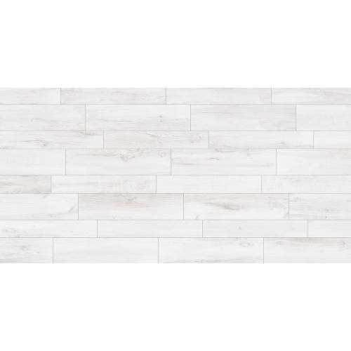 North Wind Collection by Happy Floors Porcelain Tile 6x36 White