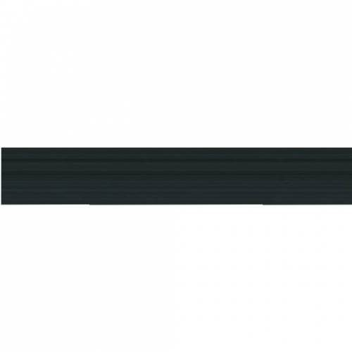 Nutrend Collection by Happy Floors Porcelain Tile 4x24 Bullnose Black