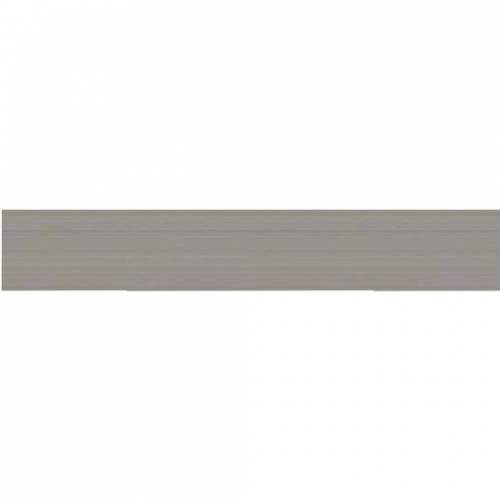 Nutrend Collection by Happy Floors Porcelain Tile 4x24 Bullnose Grey
