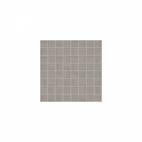 Nutrend Collection by Happy Floors Mosaic Tile 1.5x1.5 Grey