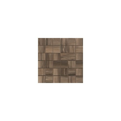 Paint Stone Collection by Happy Floors Mosaic Tile 2x2 Brown