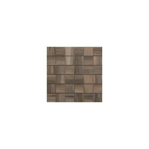 Paint Stone Collection by Happy Floors Mosaic Tile 2x2 Forest