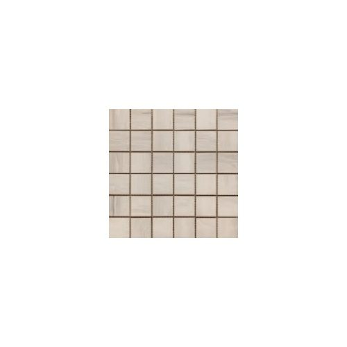Paint Stone Collection by Happy Floors Mosaic Tile 2x2 White