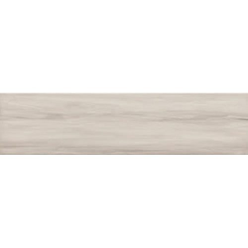 Paint Stone Collection by Happy Floors Porcelain Tile 3x12 Bullnose White