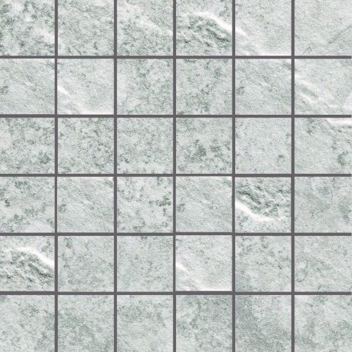 Phoenix Collection by Happy Floors Mosaic Tile 2x2 Moon