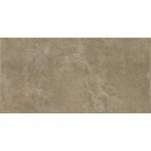 Pietra d'Assisi Collection by Happy Floors Porcelain Tile 12x24 Noce