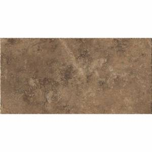 Pietra d'Assisi Collection by Happy Floors Porcelain Tile 12x24 Ocra
