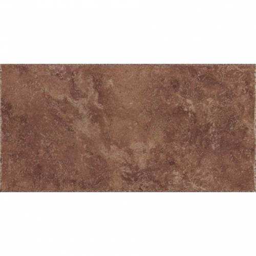 Pietra d'Assisi Collection by Happy Floors Porcelain Tile 12x24 Rosso