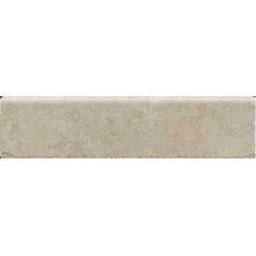 Pietra d'Assisi Collection by Happy Floors Porcelain Tile 3x12 Bullnose Beige
