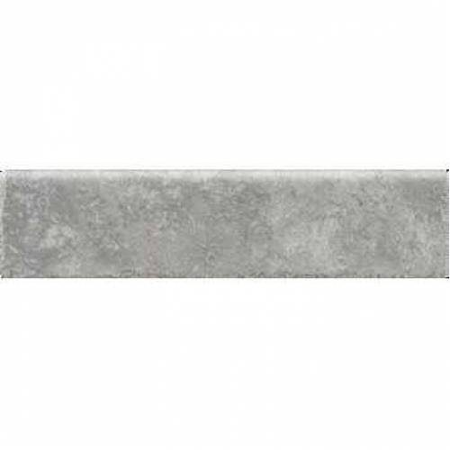 Pietra d'Assisi Collection by Happy Floors Porcelain Tile 3x12 Bullnose Grigio