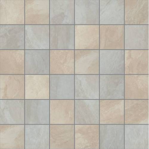 Sonoma Collection by Happy Floors Mosaic Tile 2x2 Wind