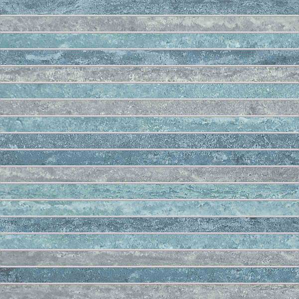 Mosaic Cold Mix (Grey/Acqva/Blue)