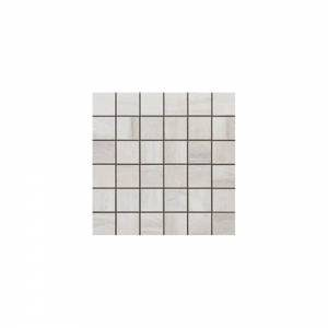 Tivoli Collection by Happy Floors Mosaic Tile 2x2 Bianco
