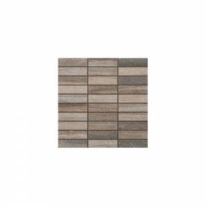 Tivoli Collection by Happy Floors Mosaic Tile 1.25x4 Foresta