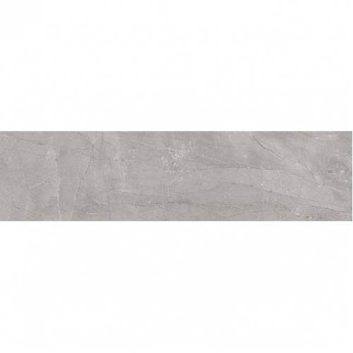 Valencia Collection by Happy Floors Porcelain Tile 3x12 Bullnose Grey