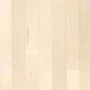 Aspen Collection by Harris Wood Floors Engineered Hardwood 5 in. Vintage Maple - Snow Cap