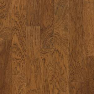 Foothills Collection by Harris Wood Floors Engineered Hardwood 5 in. Vintage Hickory - Copper Rock