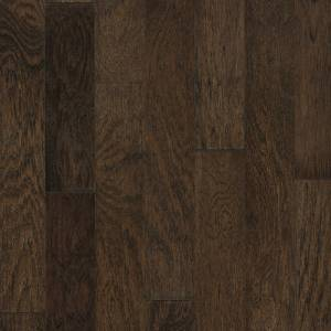 Foothills Collection by Harris Wood Floors Engineered Hardwood 5 in. Vintage Hickory - Bronzed Sandstone