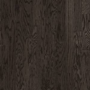 Harris One Collection by Harris Wood Floors Engineered Hardwood 5 in. Red Oak - Charcoal