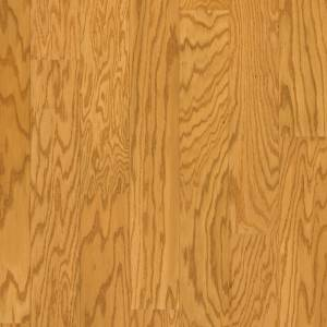 Homestead Collection by Harris Wood Floors Engineered Hardwood 5 in. Red Oak - Ginger Glaze