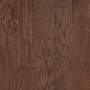 One Contours Collection by Harris Wood Floors Engineered Hardwood 6-1/2 in. Red Oak - Toasted Chestnut
