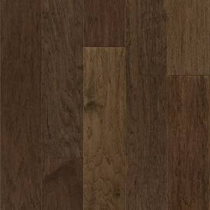 One Contours Collection by Harris Wood Floors Engineered Hardwood 6-1/2 in. Vintage Hickory - Worn Taupe