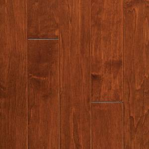 Springloc Today Collection by Harris Wood Floors Engineered Hardwood 4-3/4 in. Yellow Birch - Rum