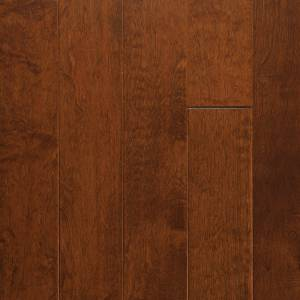 Springloc Today Collection by Harris Wood Floors Engineered Hardwood 4-3/4 in. Yellow Birch - Sable