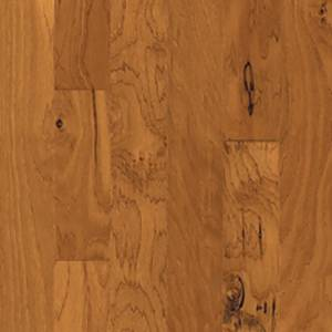 Traditions Engineered Collection by Harris Wood Floors Engineered Hardwood 5 in. Rustic Pecan - Golden
