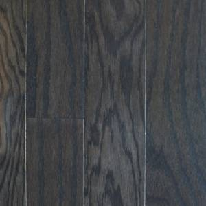 Traditions Springloc Collection by Harris Wood Floors Engineered Hardwood 4-3/4 in. Red Oak - Sterling Grey