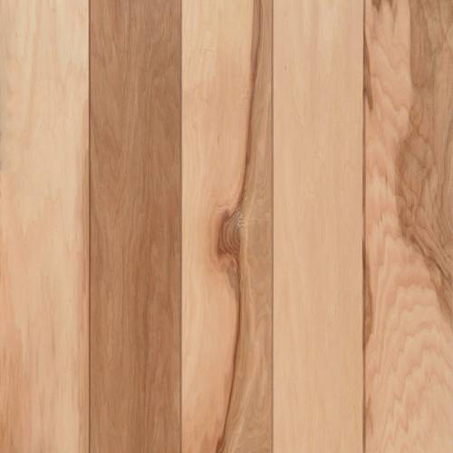 Trailhouse Hickory Collection by Harris Wood Floors Engineered Hardwood 5 in. Vintage Hickory - Rawhide