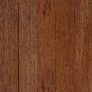 Trailhouse Hickory Collection by Harris Wood Floors Engineered Hardwood 5 in. Vintage Hickory - Bridle