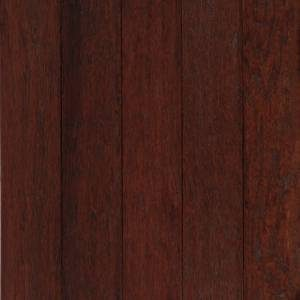 Trailhouse Hickory Collection by Harris Wood Floors Engineered Hardwood 5 in. Vintage Hickory - Dark Canyon